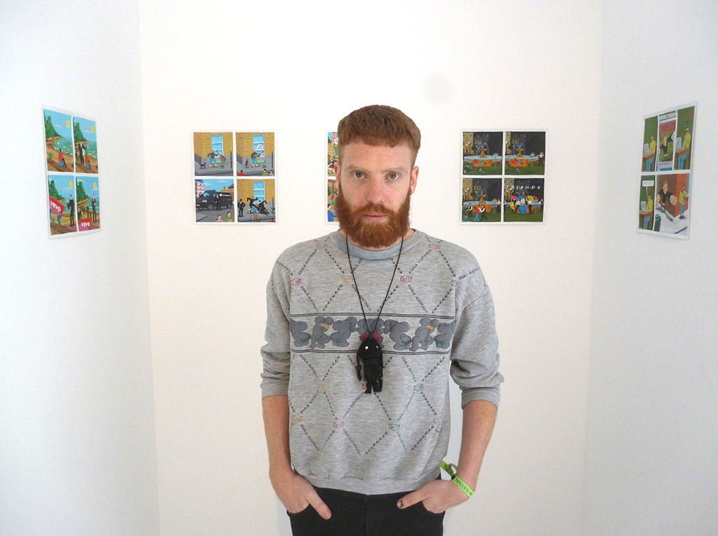 EP 13   World Views, Creativity, & Advice w. Artist Brecht Vandenbroucke